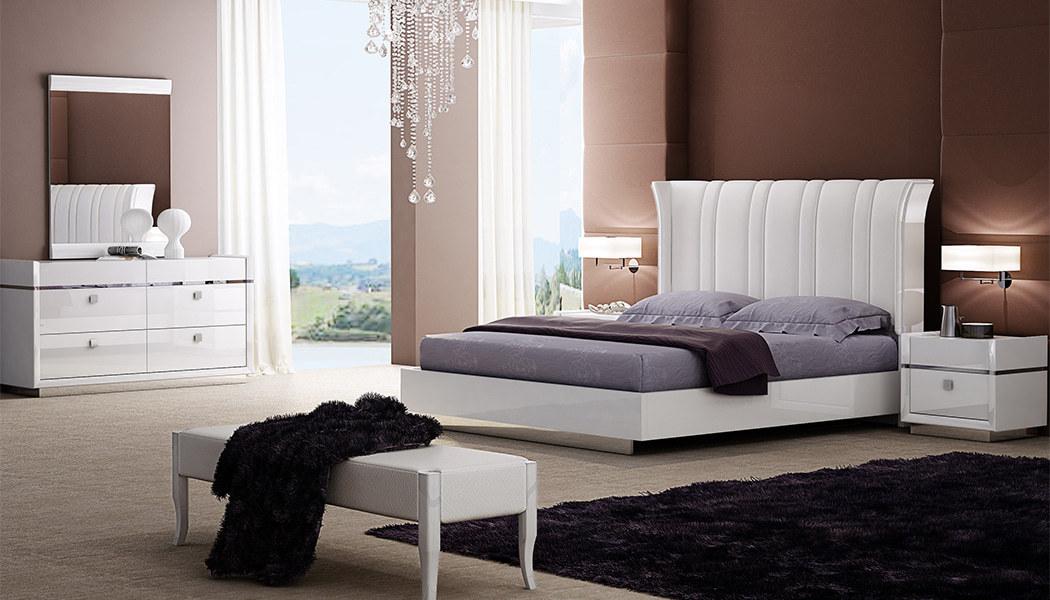 _0008_Лондон белый кровать В комод большой